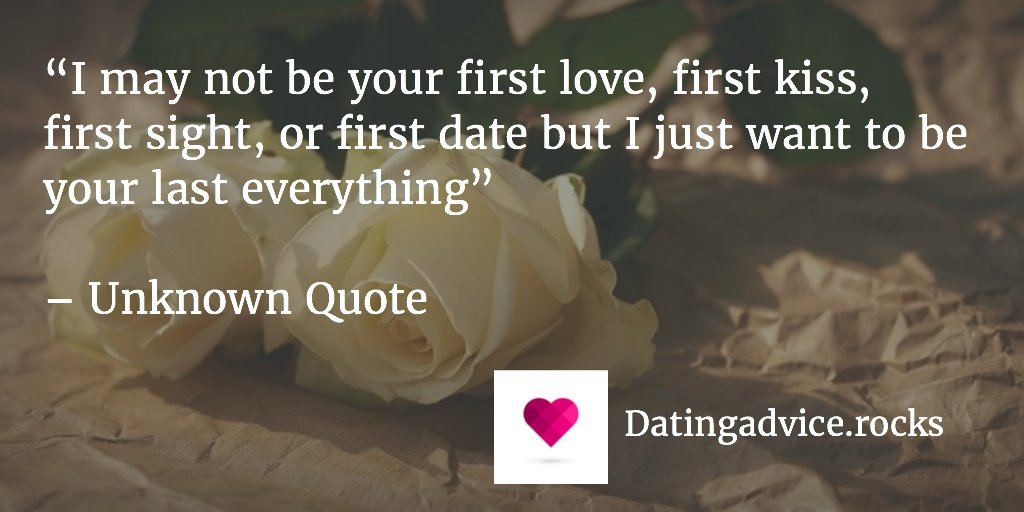Dating first kiss