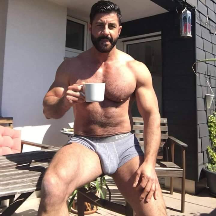 Huge black beefy guys 3