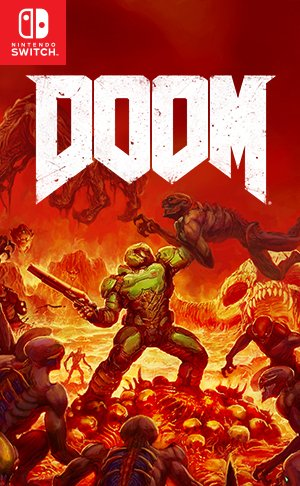 test doom nintendo switch
