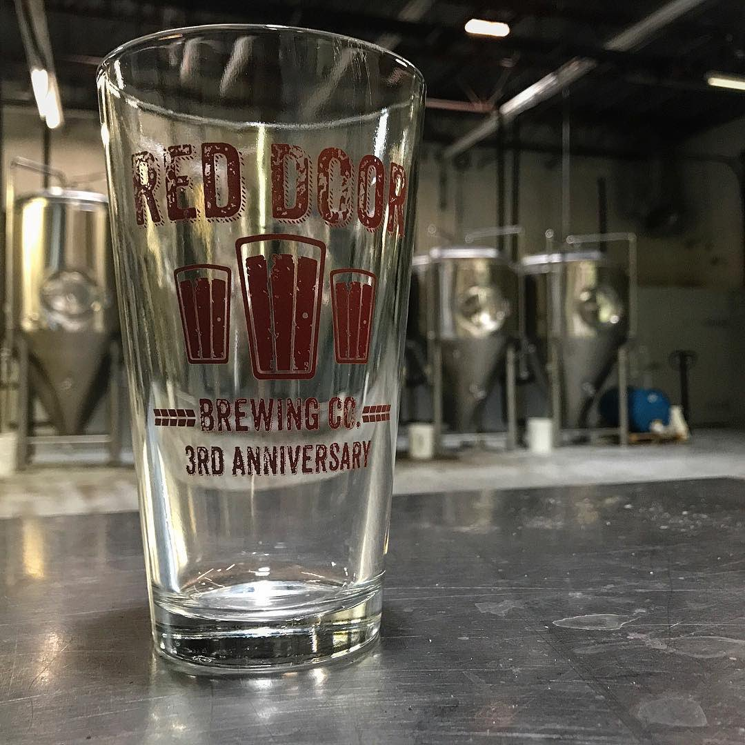 Red Door Brewing Co On Twitter Saturday Is Our 3rd B Day Were