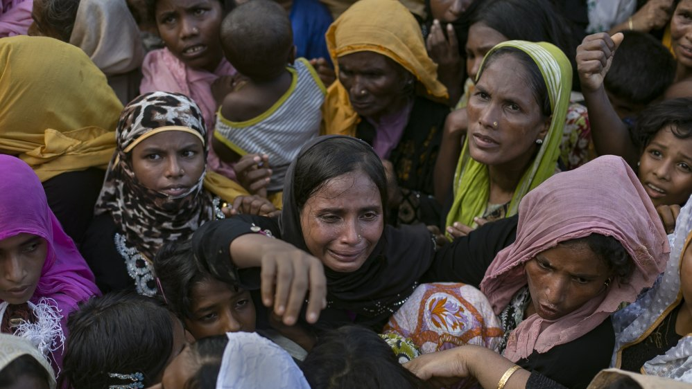 .@UN chief and Security Council urges Myanmar to end violence against Rohingya Muslim-minority https://t.co/Beu7SZNeT5