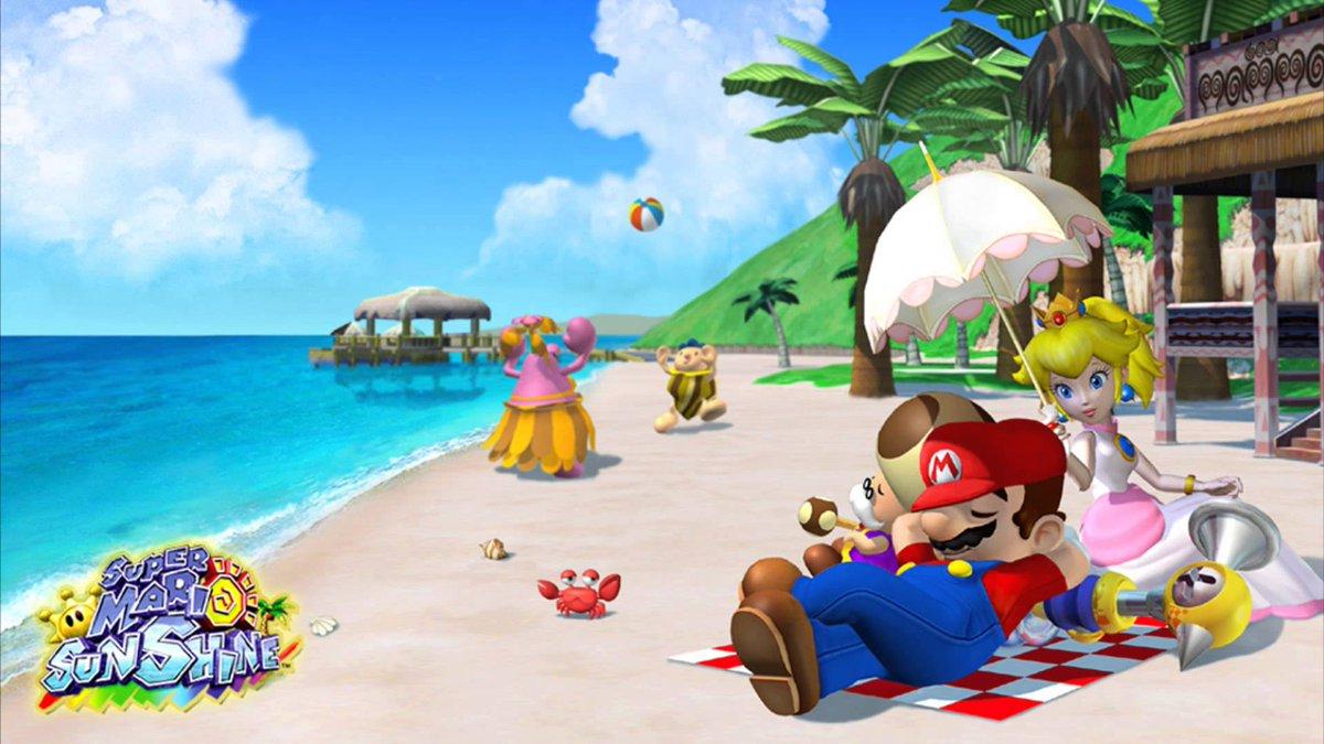 Image credit: Super Mario