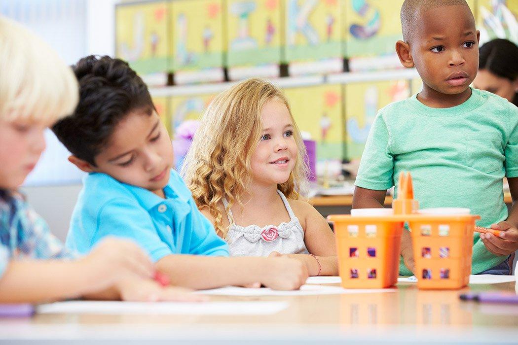 For preschool curriculums