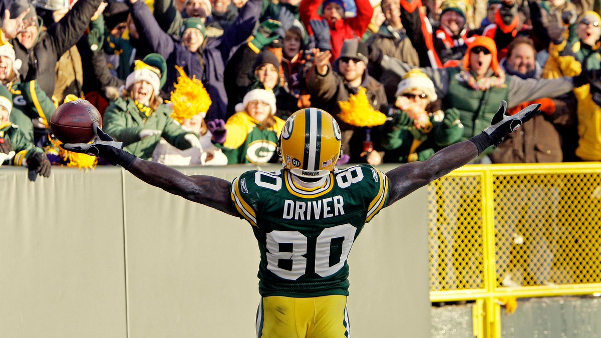 Congratulations, @Donald_Driver80, on being a first-time nominee for the @ProFootballHOF!  📰: http://pckrs.com/q5lgs   #GoPackGo