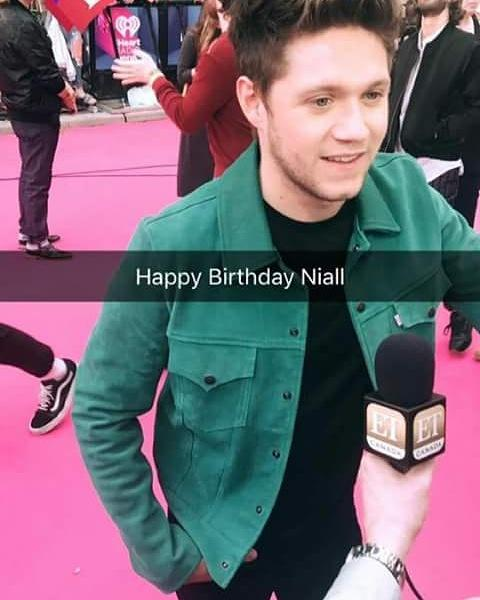 Happy Birthday To Our Irish Prince Niall Horan. Stay Blessed All The Love J