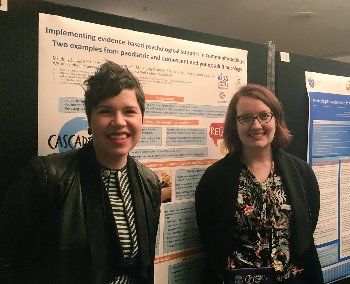 Holly Evans talks #implementation of #eMentalHealth programs for #AYA #cancer #survivors &amp; #parents  #CancerInnovations @CEwakefield<br>http://pic.twitter.com/iF63hPg0Dq