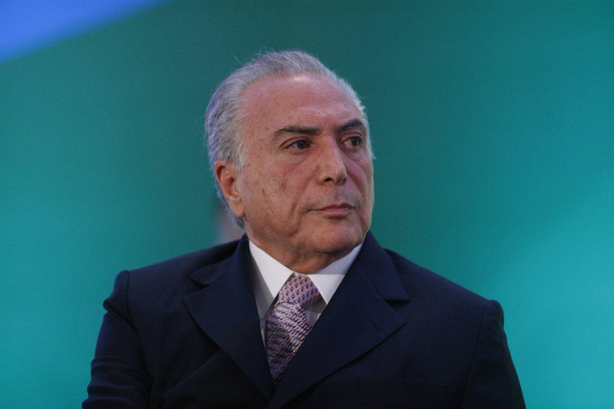 Temer recebeu propina da JBS por atuação na Agricultura, afirma Funaro https://t.co/25Cd7gtfBN