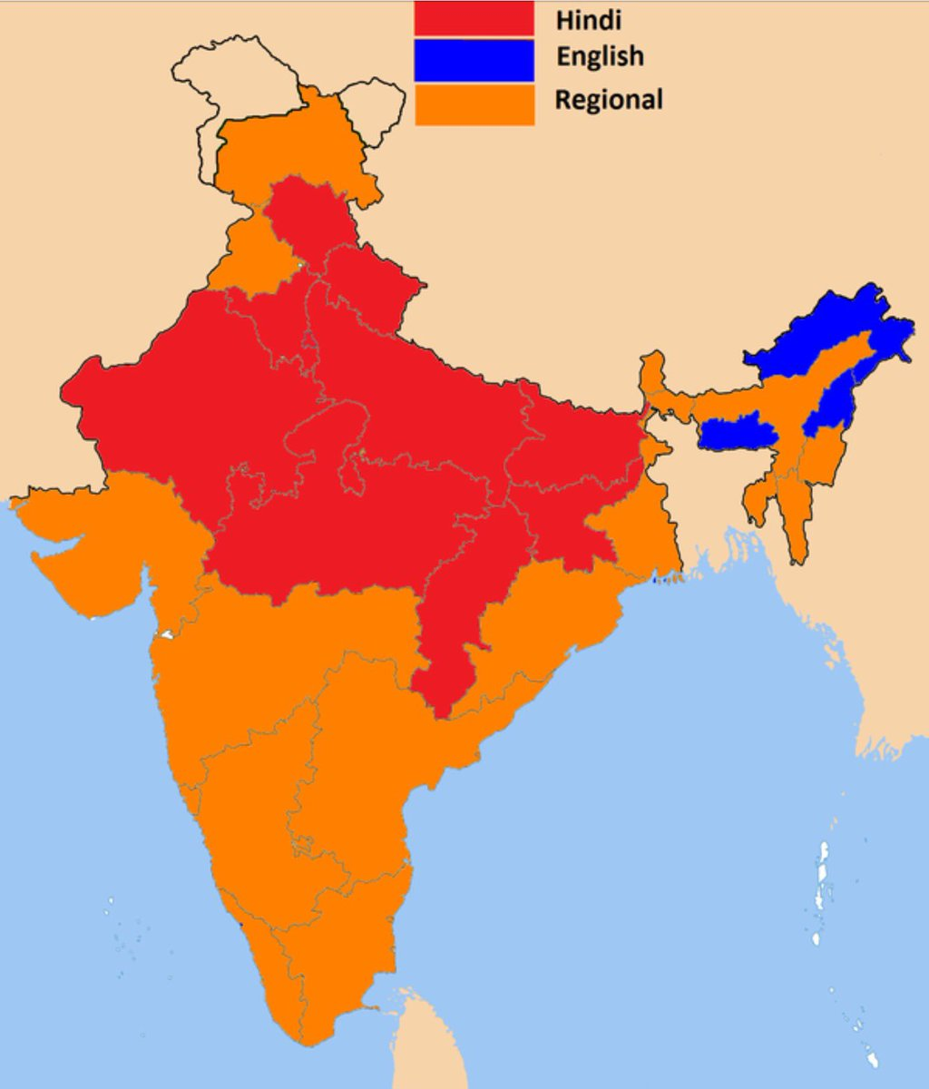 Geetika Swami On Twitter A Daughter Of SanskritSpokenby More - Where is hindi spoken in the world