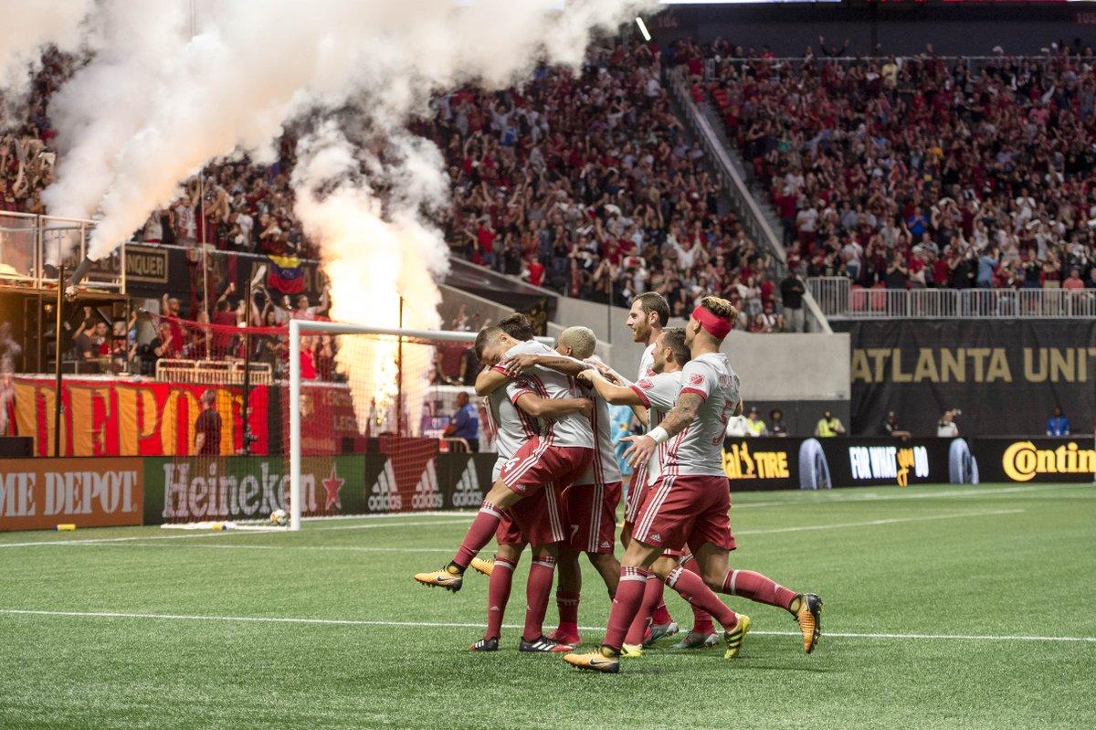 Atlanta United 7-0 New England Revolution