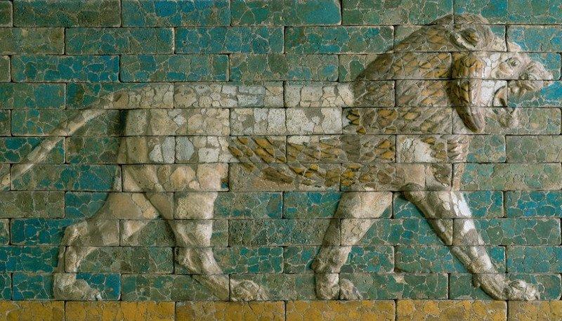 Искусство древнего ирана