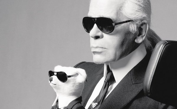 Insolite : Happy birthday Karl Lagerfeld !: Roi du bon mot aussi vif que piquant, Karl...