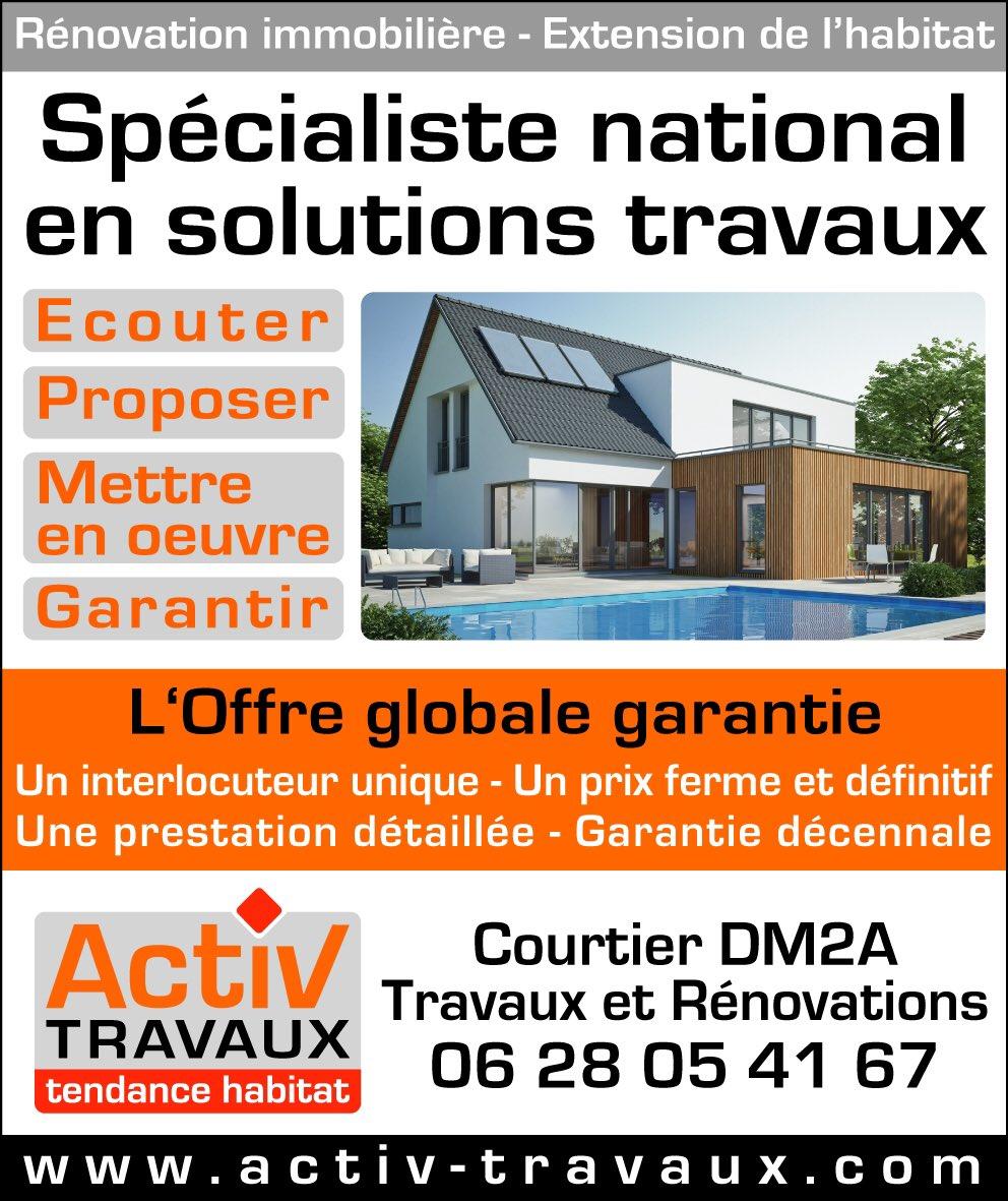 Activ Travaux Rennes On Twitter Renovation Immobiliere La