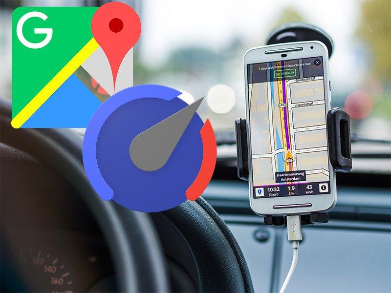 Google maps routenplaner