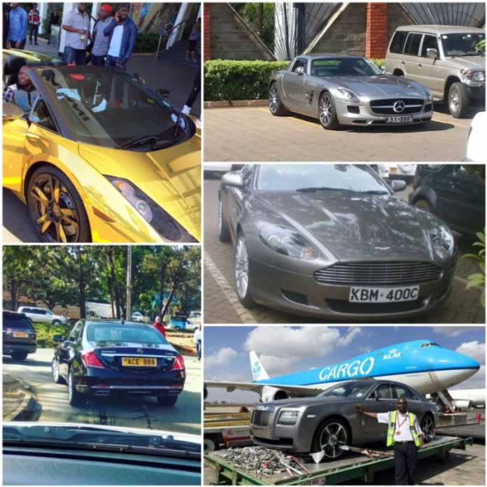 Mpasho News On Twitter These Are The Most Expensive Cars Ever