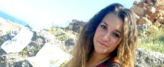Dedichiamo questa giornata a Noemi che è stata uccisa a sassate dal fidanzato Aveva 16 anni  #NoAiFemminicidi   #14Settembre