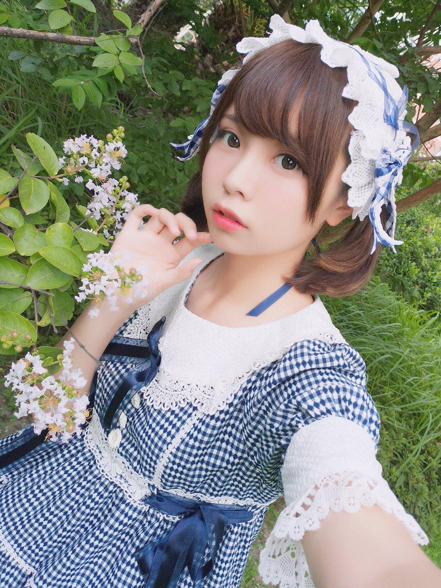 Lolita Fashion  「夏のお嬢様」という名前のスカート、似合うかな٩(๑❛ᴗ❛๑)۶?