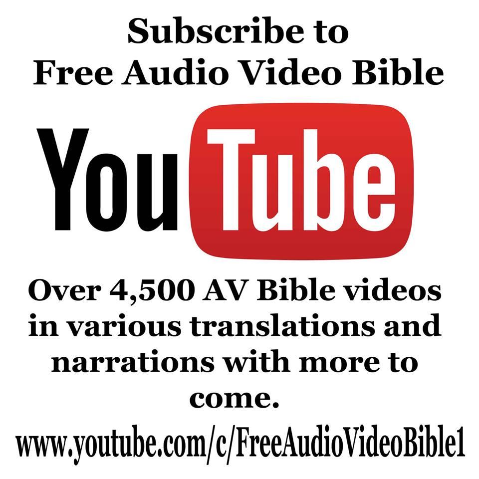 Free AV Bible on Twitter: