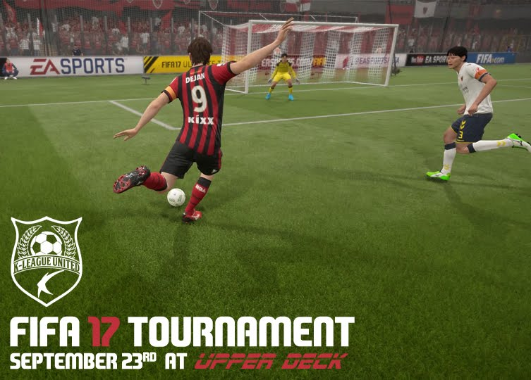 Our 2nd #KLeague #FIFA17 Tourney is officially full! Didn&#39;t sign up? Fret not, you can still RSVP &amp; win  prizes!  http:// bit.ly/2xrkV47  &nbsp;  <br>http://pic.twitter.com/5xJ2RYfe15