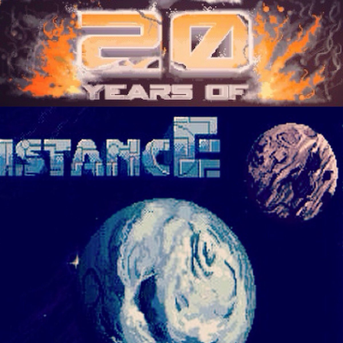 More than 20 years of releases, more than 20 years of @RESISTANCE_NO #demoscene #sega #amiga #neogeo #gameboy  http://www. pouet.net/groups.php?whi ch=1572 &nbsp; … <br>http://pic.twitter.com/43vxBHJn94
