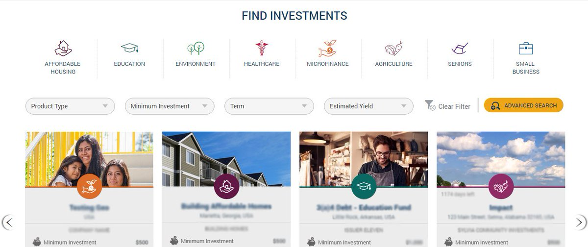 Soup-to-nuts #impinv marketplace links #socents and investors  https://www. forbes.com/sites/annefiel d/2017/04/23/new-impact-investing-marketplace-links-social-enterprises-and-investors/#3ddcf4007da3 &nbsp; … <br>http://pic.twitter.com/bD4JpVIyu0