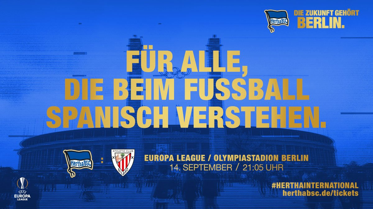 #BSCATH Latest News Trends Updates Images - HerthaBSC