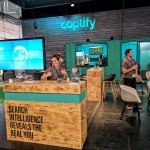 Great first day at #dmexco. Come and visit the Captify team and catch up over a cup of coffee Hall 6 B-058 #dmexco17 #adtech