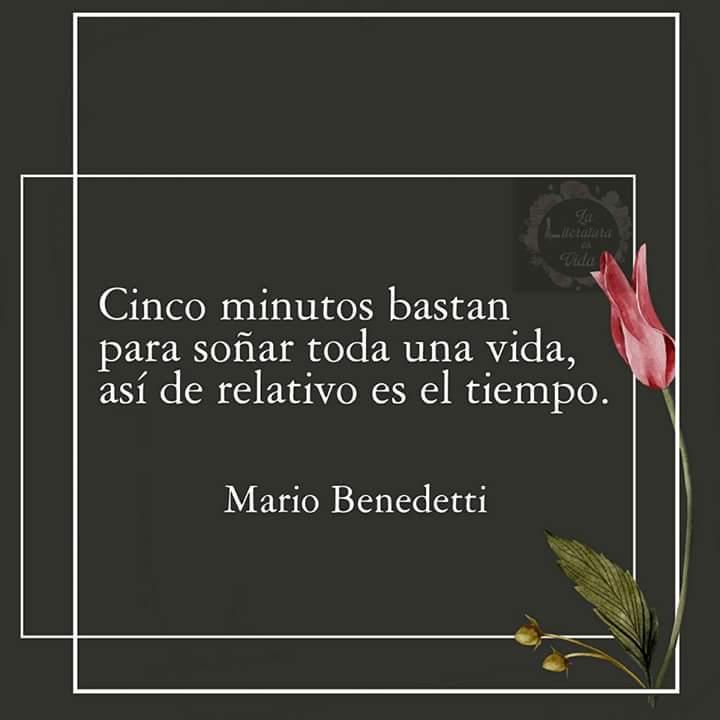 #FelizJueves a tod@s. Tal día  como hoy nacía hace 97 años Mario  Benedetti #LaVidaEsChaChi617