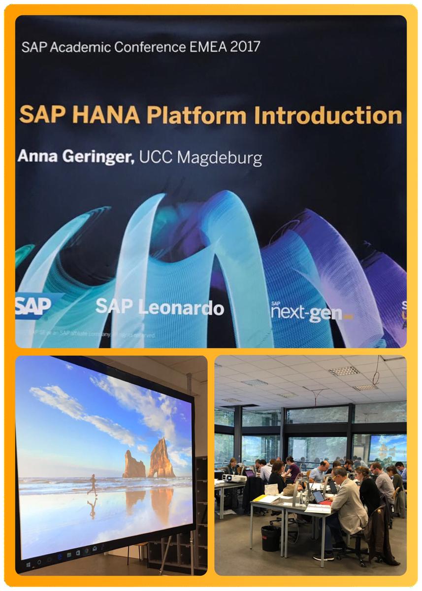 Anna Geringer held T-t-T session on SAP HANA Platform #UAAC2017 @KITKarlsruhe<br>http://pic.twitter.com/LR1GuqwfkP
