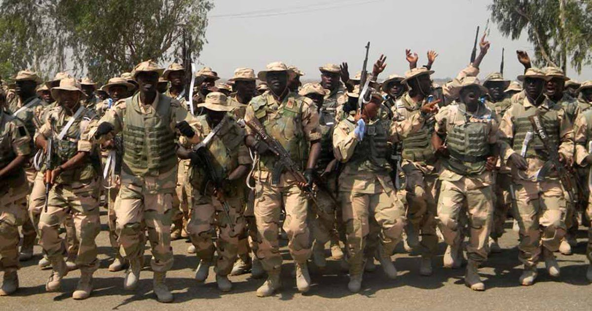 The Nigerian Army has denied claims by Abia State governor, Okezie Ikpeazu that it is withdrawing its troops from Exercise Python Dance II tomorrow.