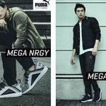 ABCマート「PUMA MEGA NRGY」#PUMA #MEGANRGY pic.twitter.…