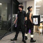 「BLUE REFLECTION」とのコラボでお世話になりましたキャラクターデザインの岸田メル先生が…
