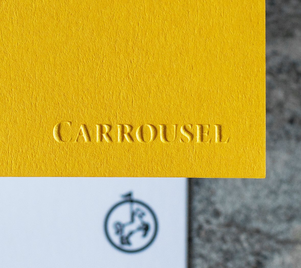 Dot studio on twitter embossing black foil blocking business 206 am 14 sep 2017 reheart Image collections
