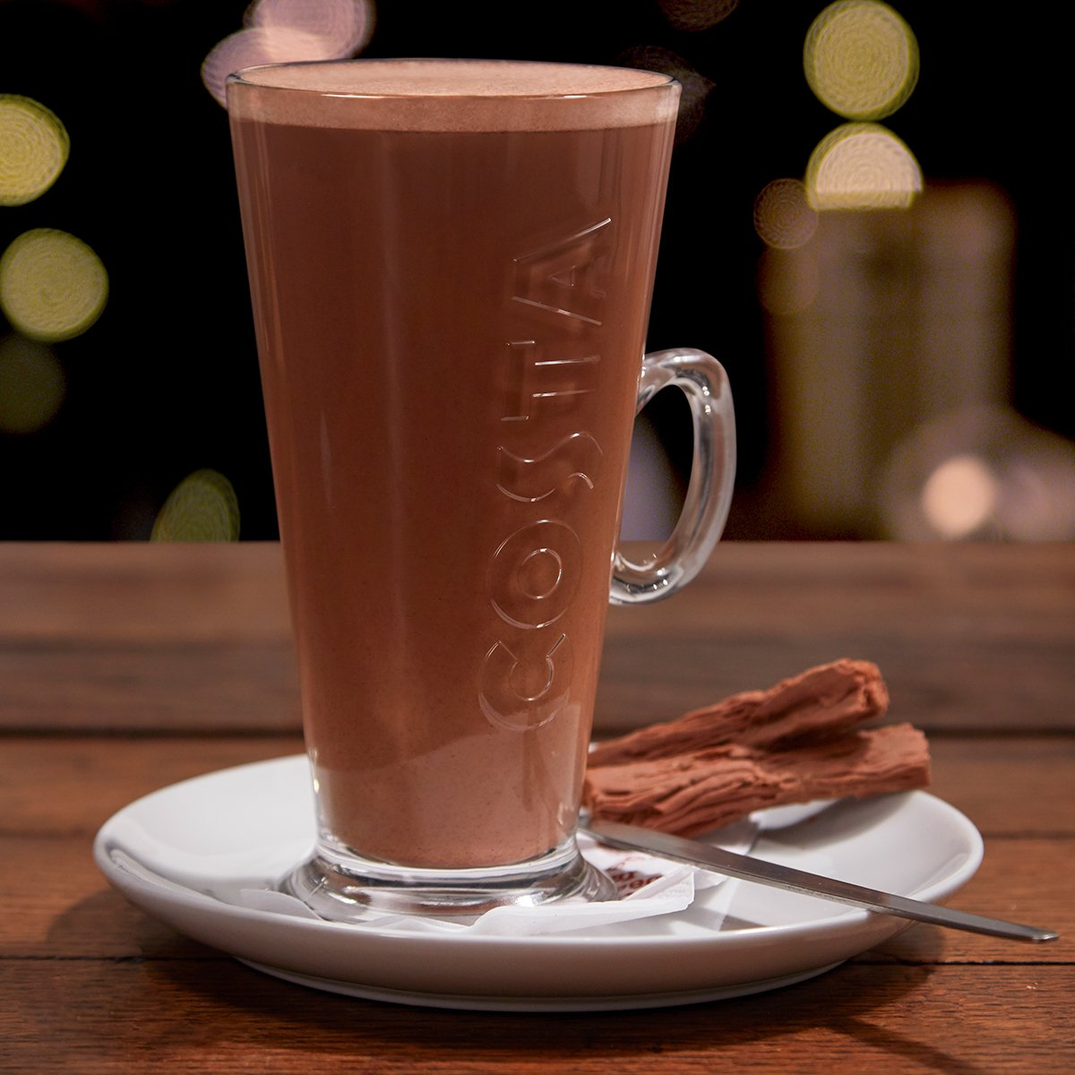 Image result for costa hot chocolate