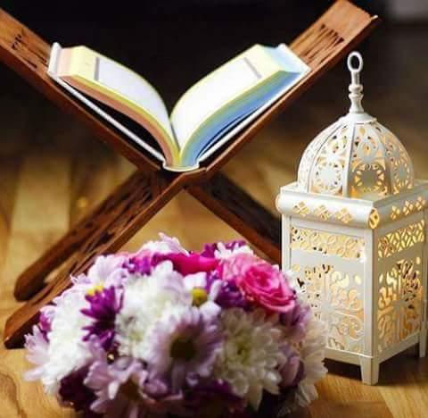 هنيئا لمن كان القرآن رفيقه في الدنيا...ف...
