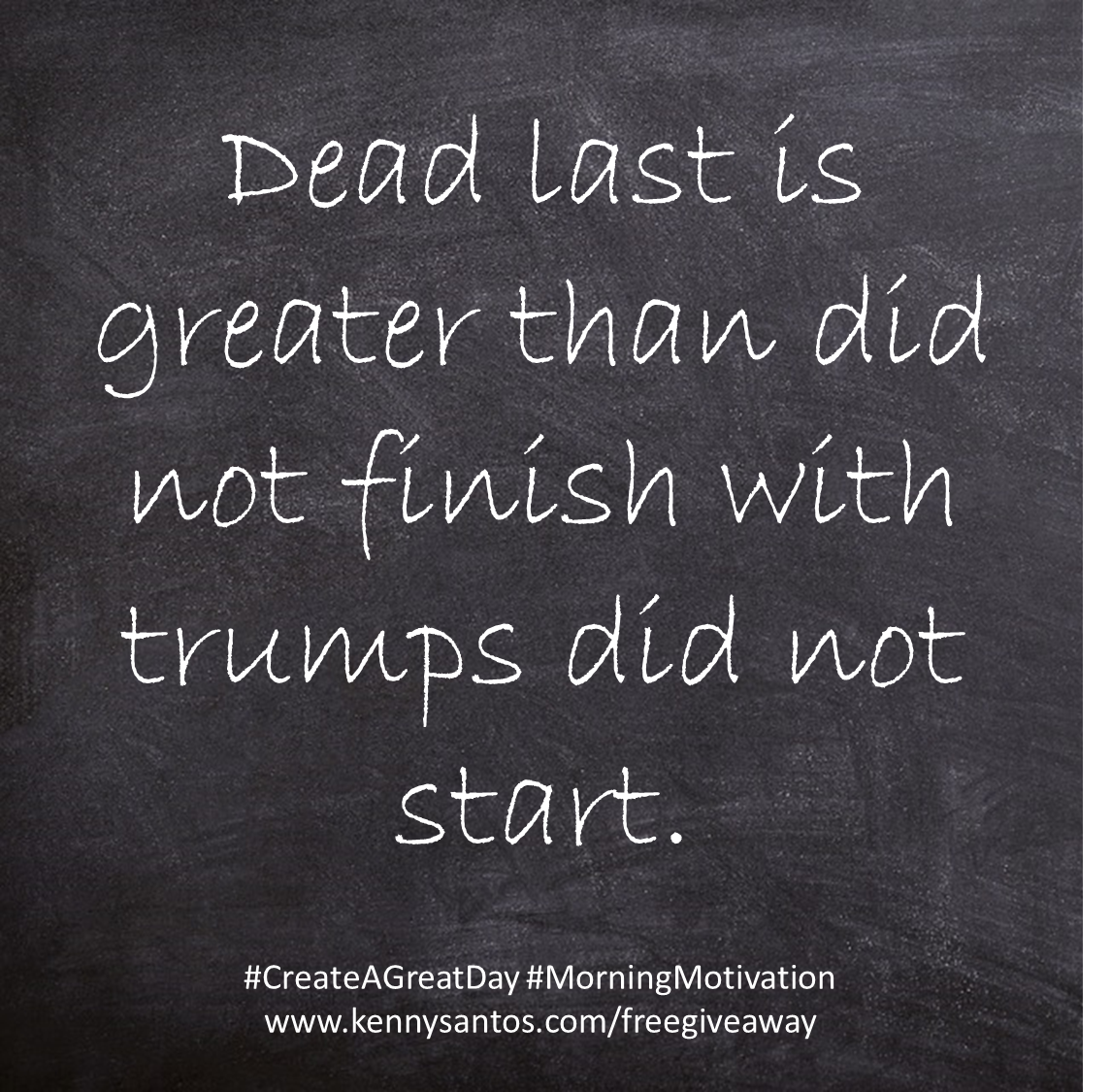Happy Thursday!   You must try.   Create A Great Day!  #createagreatday #successquotes #morningmotivation   http:// kennysantos.com/freegiveaway  &nbsp;  <br>http://pic.twitter.com/R6woOjycve