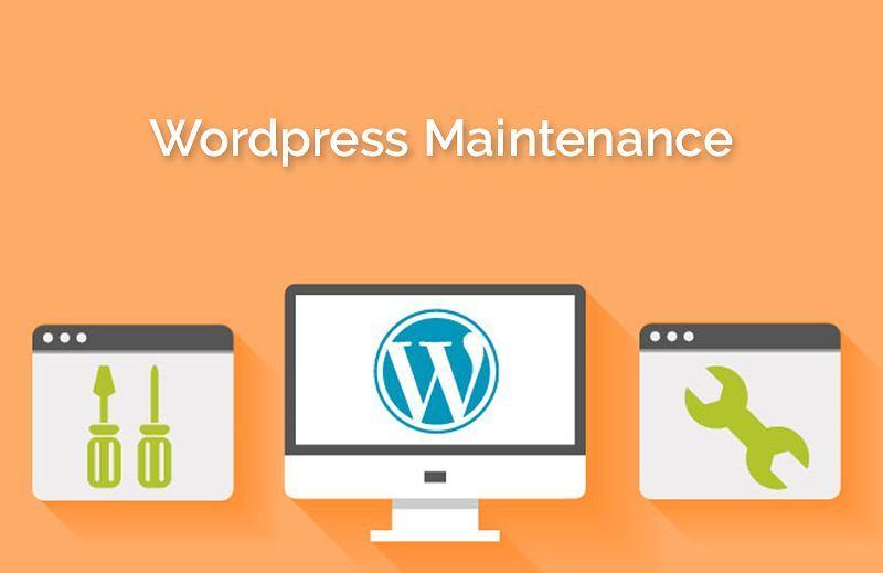 wordpress website maintenance services