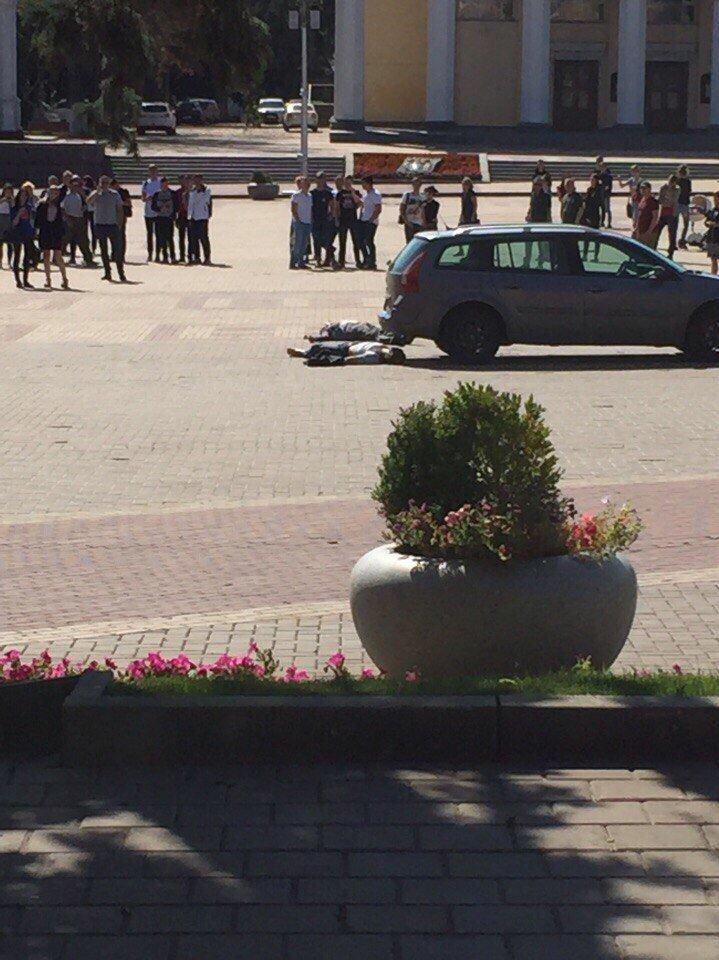 нарезной, что произошло в белгороде на площади фото долгое время мечтала