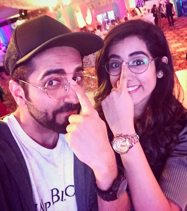 Happy birthday to the ever-so-charming @ayushmannk ❤ https://t.co/brJsT9vY3F
