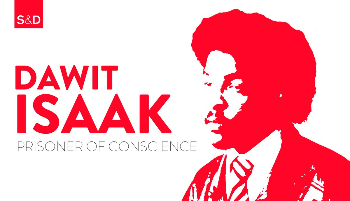 Sd Group On Twitter We Back Dawit Isaak For This Years Sakharov