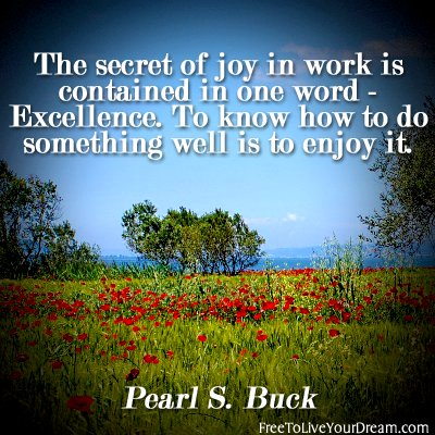 Do what you enjoy and you will be excellent at it. #SuccessQuotes <br>http://pic.twitter.com/QUzK3NMsLb