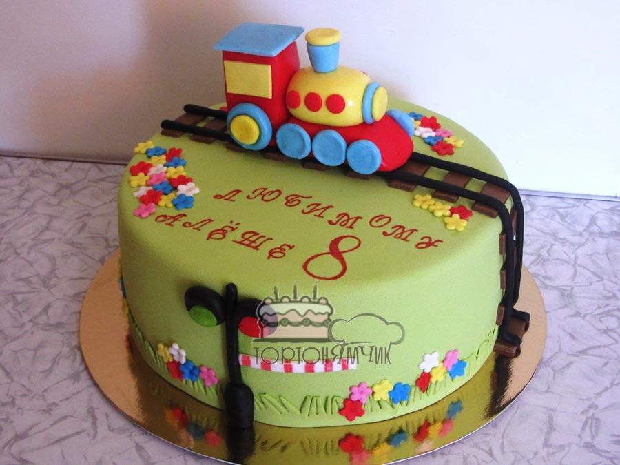 торт фото день рождения