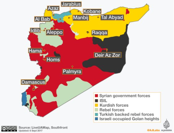syria s civil war explained from the beginning welcome qatar
