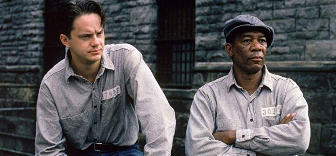 shawshank redemption literary review