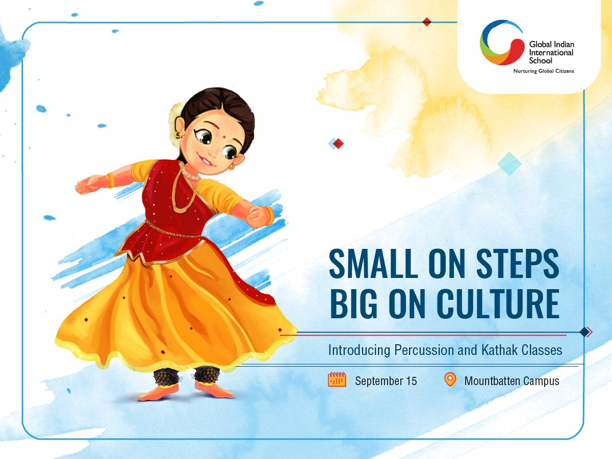 Global Schools On Twitter Join Us As We Introduce Percussion And Kathak Classes In The Mountbatten Curriculum Tomorrow Giis Singapore Kathak Dance Https T Co Ea5z4xclkx