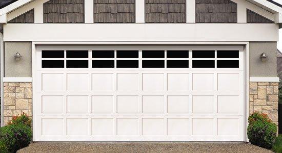 For garage door problems