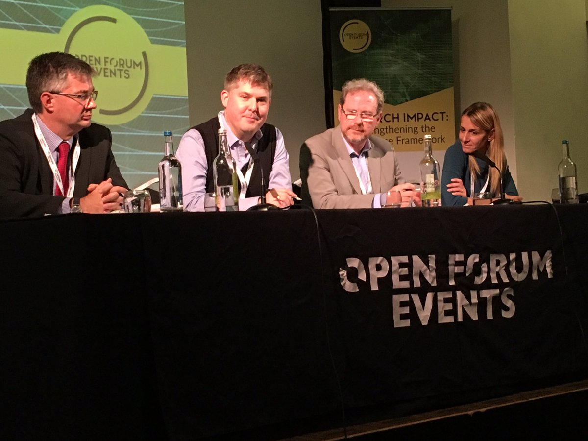 .@c_d_hewson reminds us that different institutions have different resources and priories and sonhave different approaches to impact #OFEREF <br>http://pic.twitter.com/P3FECOlxxb