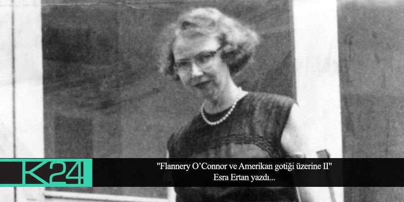 flannery o'connor as a representative of