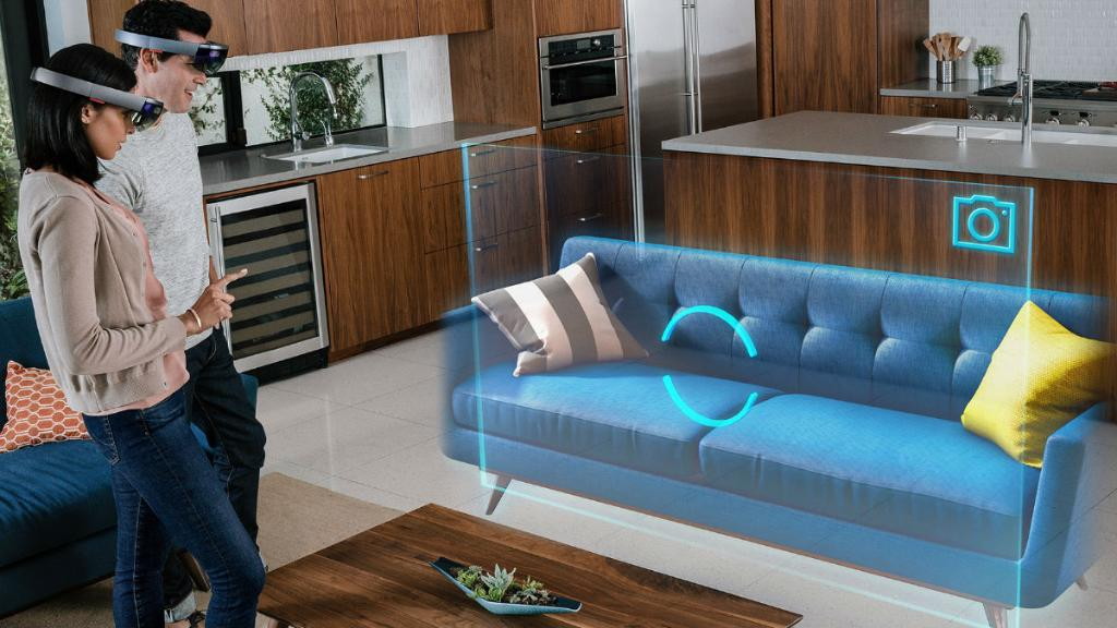 The future of retail with #MixedReality and #AI technology https://t.c...