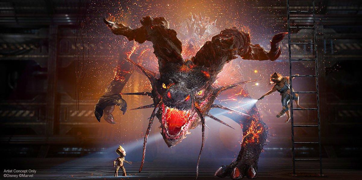 Surtur´s Dragon - Thor: Ragnarok