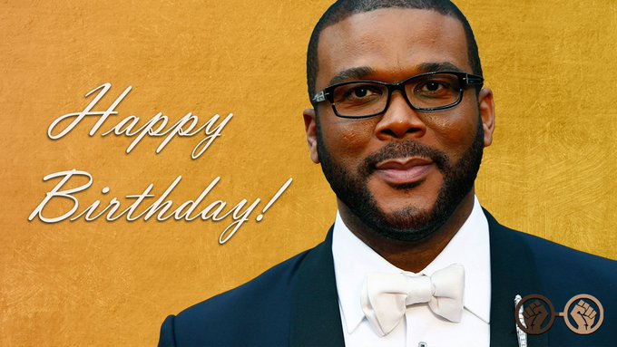 Happy Birthday to the incredibly talented Tyler Perry!